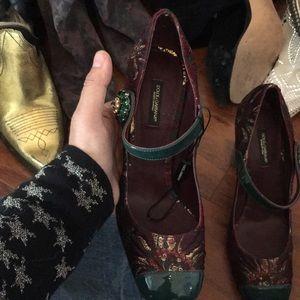 Dolce & Gabbana shoes 39